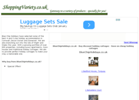 self-catering-holidays.shoppingvariety.co.uk