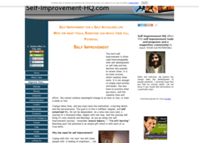 self-improvement-hq.com