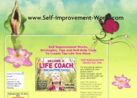 self-improvement-works.com