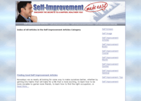 self-improvement.deans-knowledgebase.com