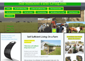 self-sufficient-farm-living.com