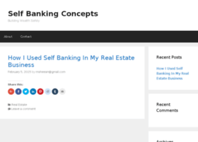 selfbankingconcepts.com