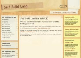 selfbuildland.co.uk