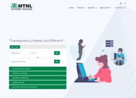 selfcare.mtnl.net.in