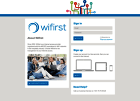 selfcare.wifirst.net