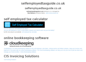 selfemployedtaxguide.co.uk