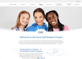 selfesteem.dove.us