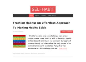 selfhabit.com