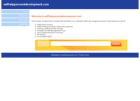 selfhelppersonaldevelopment.com