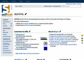 selfhtml.org