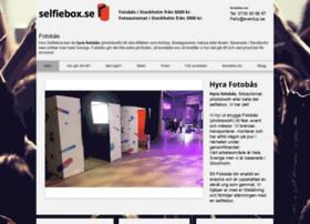 selfiebox.se