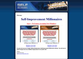 selfimprovementmillionaires.com