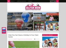 selfishmum.co.uk