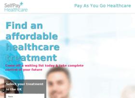 selfpay-healthcare.co.uk