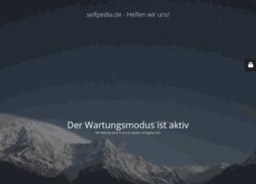 selfpedia.de