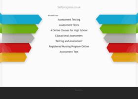selfprogress.co.uk