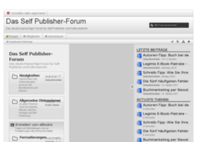 selfpublisher-forum.de