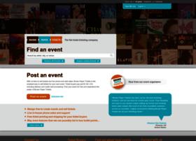 Selfpublishing.brownpapertickets.com