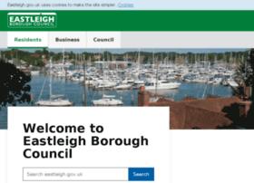 selfserve.eastleigh.gov.uk