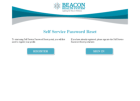 selfservice.beaconhealthsystem.org