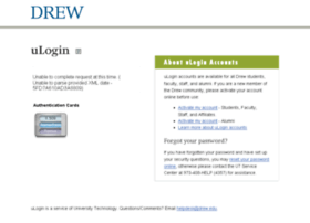 selfservice.drew.edu