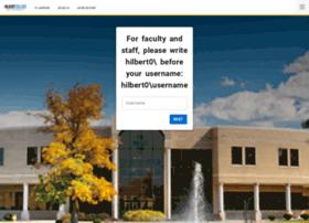 selfservice.hilbert.edu