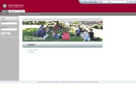 selfservice.stmartin.edu