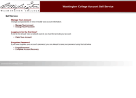 selfservice.washcoll.edu