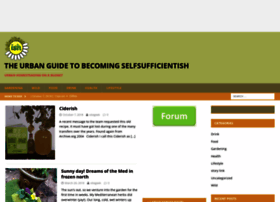 selfsufficientish.com