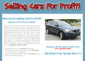 sell-cars-for-profit.com