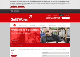 sell2wales.gov.uk