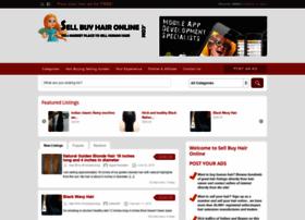 sellbuyhaironline.com