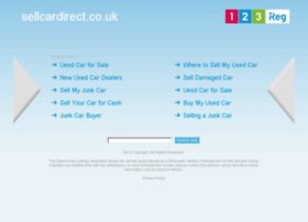 sellcardirect.co.uk