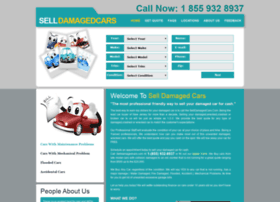 selldamagedcars.com
