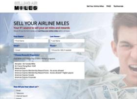 sellingairmiles.com