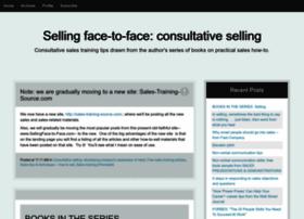 sellingfacetoface.com