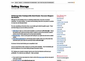 sellingstorage.com
