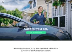 sellmycar.autolenders.com