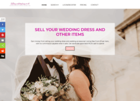 sellmyweddingdress.co.uk