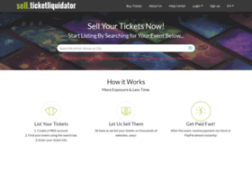 selltickets.ticketliquidator.com