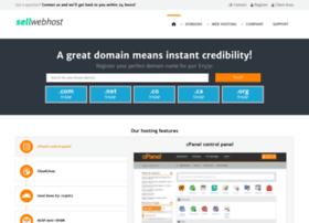 sellwebhost.com