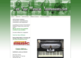 sellyourmusicalinstruments.com