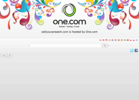 sellyourpresent.com
