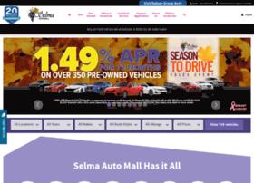 selmaautomall.com