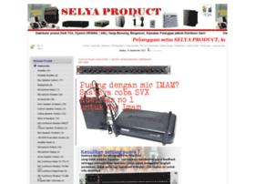 selyaproduct.com