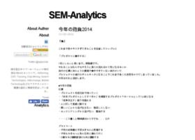sem-analytics.com