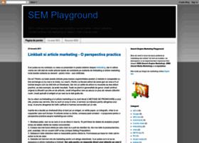 sem-playground.blogspot.com