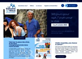 semaine-bleue.org