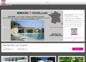 semaineosoleil.com