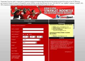 semangatindonesia.detiksport.com